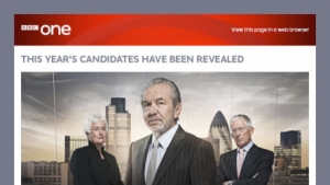 BBC One - The Apprentice